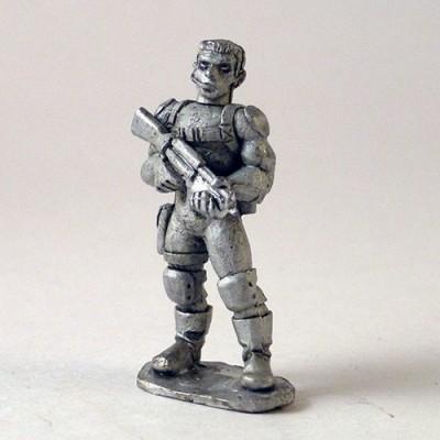 Paramilitary Goon Guard – Strike Team head