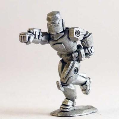 Hoplite – Retro Armor head