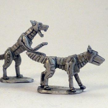 Robo-Dogs