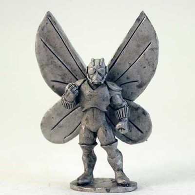 Emporer Moth - Bug Helmet head