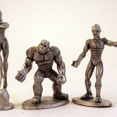 Viridian Guardians - Alien-2 head set