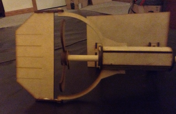 Martian airship under construction (Added to store, page 6)