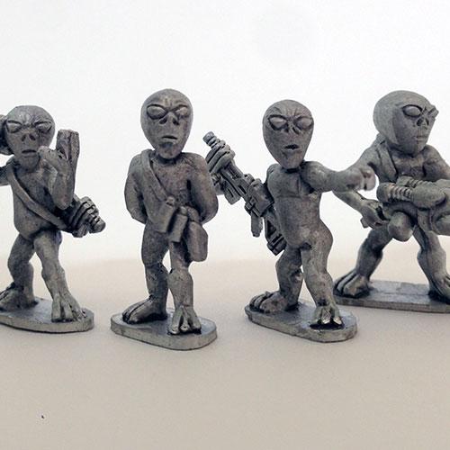 Grey Alien Command