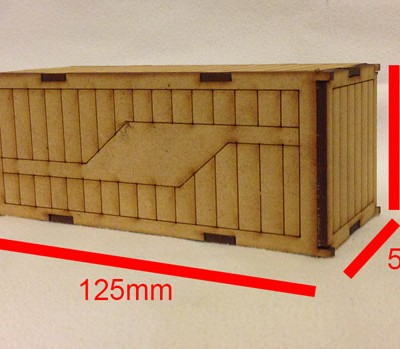 Shipping Container Measurements