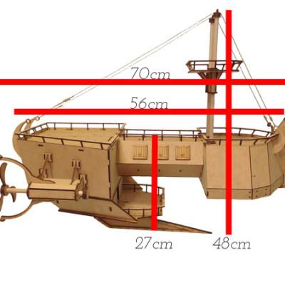 Omura Measurements