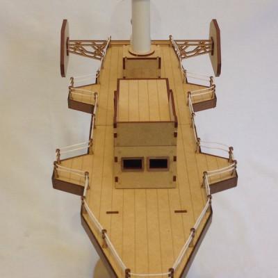 Aberdeen Airship 1